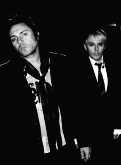 Duran Duran's Simon LeBon