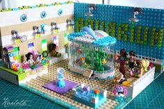 MOC: Aquarium (Friends) - LEGO Town - Eurobricks Forums
