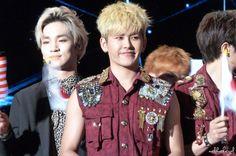 Shinee Key & Infinite Hoya- 91 line