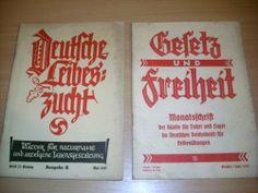 2 St alte Zeitschriften 1935 1937 ab 1 EUR