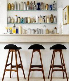 Consejos para instalar barra de bar en el hogar2