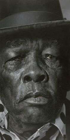 John Lee Hooker (1917-2001) was a highly influential American blues singer-songwriter and guitarist.