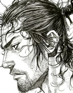 http://mercidez.tumblr.com/post/48216418821/vagabond-manga-by-takehiko-inoue