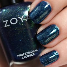 Zoya Remy from Fall 2014 Ignite collection via @alllacqueredup