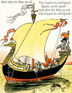 Автор и иллюстратор Walter Crane.Страна Великобритания.Год издания 1871.Издательство George Routledge & sons.......................................................................