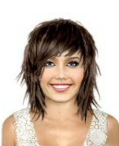 Razor Cut Hairstyles Endearing Razorhaircuts  Razor Cut Medium Hairstylerazor Cut Medium