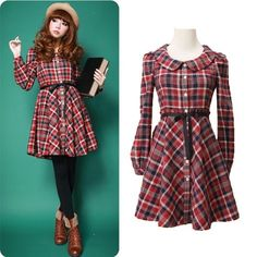 Vintage style clothing images