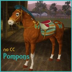 Pompons03 by nkym_penguins - The Exchange - Community - The Sims 3