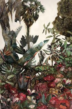 Luis Bivar, Untitled, 2018, GALLERI RAMFJORD Painting Collage, Paintings, Miami, Mixed Media, Artsy, Artwork, Work Of Art, Paint, Painting Art