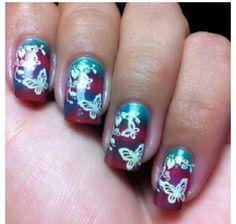 Beautiful petty nails