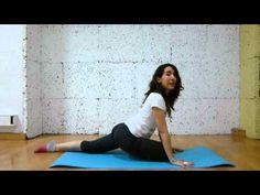 3 ejercicios para la ciática - YouTube Trauma, Pilates, Massage, Youtube, Relax, Yoga, Gym, Health, Fitness