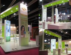 TroyCare stand In.Cosmetics 2015 views