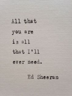 - 7 Year Anniversary Quotes for the Couples Who Made It Through - EnkiQuotes lyrics for him songs ed sheeran Song Lyric Quotes, Music Lyrics, Music Quotes, Me Quotes, Funny Quotes, Love Song Quotes, Love Songs Lyrics, Change Quotes, Sunset Quotes