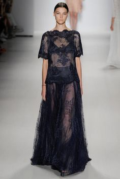 """Tadashi Shoji SS15 :: Stephanie Joy Field 