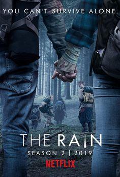 Der dänische Todesregen kehrt zurück. The Rain Staffel 2 startet 2019 auf Netflix