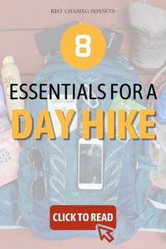 Do you have all of your short hike essentials? Do you know what to pack for a short hike? Click here to find out how to prepare for you day hike by having the day hike essentials. This will make sure your hike is safe AND fun! Plus, download the free day hike gear list so you can check the essentials off! Hiking Socks, Hiking Gear, Hiking Backpack, Hiking Essentials, Free Day, Best Hikes, Do You Know What, Day Hike, Day Bag