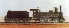 This paper model is an old Freight Train, created by TAK, and the scale is in 1:87 (H0).