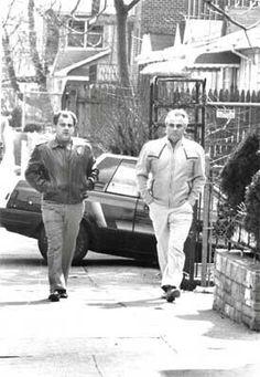 Gene and John Gotti