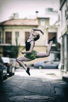 Street Ballet, Limassol. Cyprus