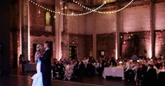 Article- Unconventional wedding #venues in MN. They have a nice roomy stage there.