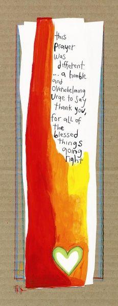 this prayer