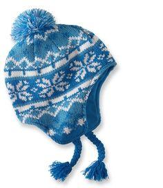 Girls' Katahdin Pom Hat