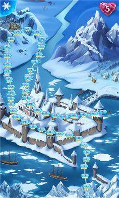 free fall frozen - Google Search