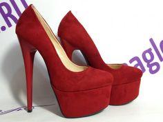 Заказать женские туфли на высоком каблуке