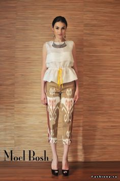 Moel Bosh 2012 Весна-Лето. Наша первая коллекция / фасоны платьев адрас