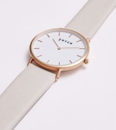 Limited Edition // The Light Grey and Rose Gold