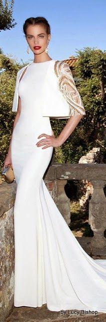 Lucys blog the haute stream...: Tarik Ediz Spring Summer 2015 Couture Lookbook: