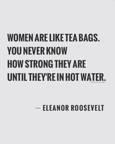 To all the strong women out there... never give up never give in....