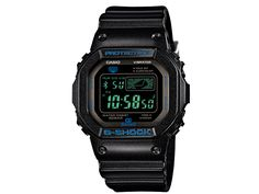 CASIO G-SHOCK GB-5600AA-A1JR  Bluetooth LE 30th Anniversary Vol.2  Initial Blue Series Limited Edition