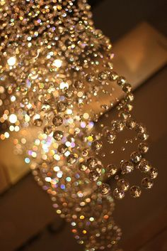 Sparkly and pretty too.