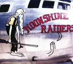 United States' Boeing B-29 Superfortress bomber, Moonshine Raiders