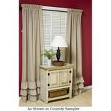 Farmhouse Style Curtains, Country Curtains, Ruffle Curtains, Window Treatments, Cottage, Decorating, Elegant, Home Decor, Decor