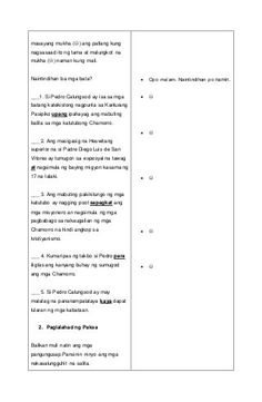 Detalyadong Banghay-Aralin sa Filipino V 4a's Lesson Plan, Lesson Plan Examples, Teacher Lesson Plans, Lesson Plan In Filipino, F1, Presentation, How To Plan