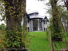 Residence over the Lakes of Killarney in Ireland. Simple Style, Lakes, Architects, Gazebo, Ireland, Outdoor Structures, House Design, Home, Kiosk