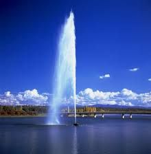 Lake Burley Griffin, Canberra ACT. Australia Capital, Australia Travel, Cool Countries, Countries Of The World, Australia Places To Visit, Australian Capital Territory, Great Barrier Reef, Capital City, Wonderful Places