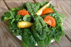 Benefícios da vitamina K para a saúde