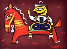 Sanchit Art | Jamini Roy Paintings | Art | Gallery