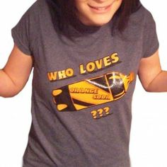 Who Loves Orange Soda? T-Shirt