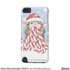 House-Mouse Designs® IPOD Touch Case http://www.zazzle.com/house_mouse_designs_ipod_touch_case-179978656643296208?design.areas=%5Bapple_ipod5_barelythere_front%5D&rf=238588924226571373