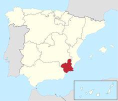 Reino de España – Región de Murcia
