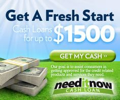 Need It Now Cash Loan