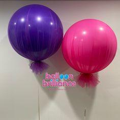 Tulle balloons 💖 . . . #tablecentrepiece #tulleballoons #tulleballoonscanberra #canberraballoons #balloonscanberra #queanbeyanballoons #BalloonBrilliance