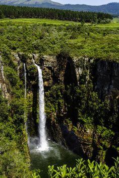 Mac Mac Falls - from Sabie Mpumalanga Good To Know, South Africa, Waterfall, Mac, Country, Travel, Outdoor, Beautiful, Viajes