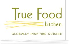 I love Dr. Weil's True Food Kitchen---I've eaten here probably a dozen times and each meal has been outstanding!