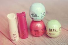 Eos lip balm ♥ www.cometeshop.com