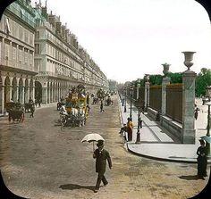 """<p style=""""text-align: justify;""""><span style=""""color: #000000;"""">C'est toujours avec émotion que l'on découvre une photo de Paris appartenant au passé ..."""